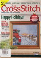 Just Cross Stitch Magazine Issue DEC 19