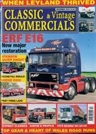 Classic & Vintage Commercial Magazine Issue DEC 19