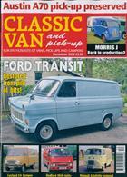 Classic Van & Pick Up Magazine Issue DEC 19