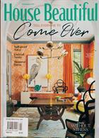 House Beautiful Usa Magazine Issue NOV 19