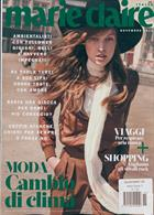 Marie Claire Italy Magazine Issue NO 11
