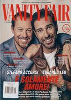 Vanity Fair Italian Magazine Issue NO 19049