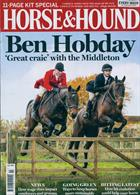 Horse And Hound Magazine Issue 16/01/2020
