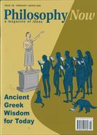 Philosophy Now Magazine Issue FEB-MAR