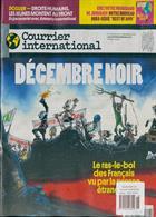 Courrier International Magazine Issue NO 1518