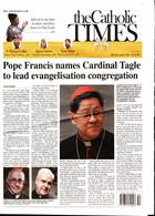 Catholic Times Magazine Issue 13/12/2019