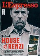 L Espresso Magazine Issue NO 49