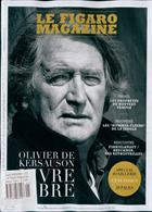 Le Figaro Magazine Issue NO 2041