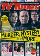 Tv Times England Magazine Issue 18/01/2020