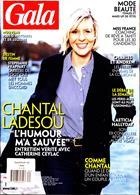Gala French Magazine Issue NO 1382
