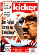 Kicker Montag Magazine Issue NO 47