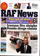 Raf News Magazine Issue 29/11/2019