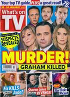 Whats On Tv England Magazine Issue 18/01/2020