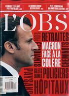 L Obs Magazine Issue NO 2874