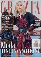 Grazia Italian Wkly Magazine Issue NO 50