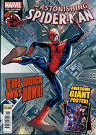 Astonishing Spiderman Magazine Issue NO 46