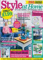 Style At Home Magazine Issue MAR 20