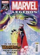 Marvel Legends Magazine Issue NO 21