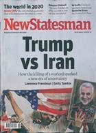 New Statesman Magazine Issue 10/01/2020