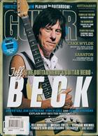 Guitar World Magazine Issue BECK