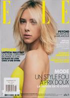 Elle French Weekly Magazine Issue NO 3858
