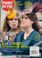 Point De Vue Magazine Issue NO 3724