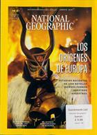 National Geographic Spanish Magazine Issue 08