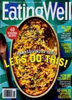 Eating Well Magazine Issue NOV 19