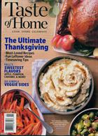 Taste Of Home Magazine Issue OCT/NOV19
