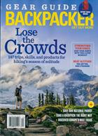 Backpacker Magazine Issue NOV/DEC19