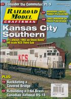 Railroad Model Craftsman Magazine Issue 10