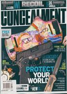 Recoil Presents Magazine Issue CONCEAL