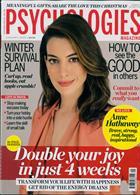 Psychologies Travel Edition Magazine Issue JAN 20