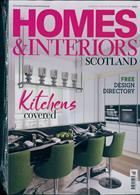 Homes And Interiors Scotland Magazine Issue NO 129