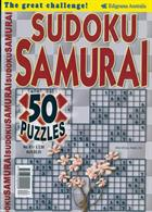 Sudoku Samurai Magazine Issue NO 83