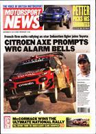 Motorsport News Magazine Issue 27/11/2019