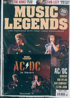 Music Legends Magazine Issue NO 4