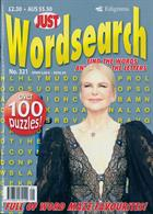 Just Wordsearch Magazine Issue NO 321