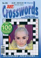Just Crosswords Magazine Issue NO 296