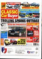 Classic Car Buyer Magazine Issue 27/11/2019