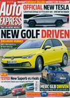 Auto Express Magazine Issue 27/11/2019