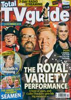 Total Tv Guide England Magazine Issue NO 50