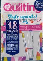 Love Patchwork Quilting Magazine Issue NO 81