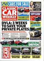 Classic Car Weekly Magazine Issue 27/11/2019