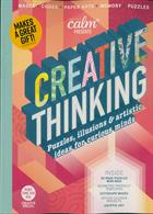 Creative Special Magazine Issue THINKING