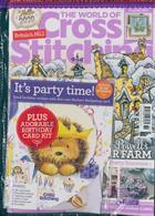 World Of Cross Stitching Magazine Issue N289 JAN20