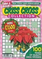 Take A Break Crisscross Collection Magazine Issue NO 14 XMAS