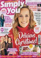 Simply You Magazine Issue DEC 19