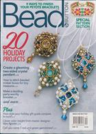 Bead & Button Magazine Issue DEC 19