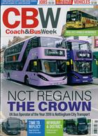 Coach And Bus Week Magazine Issue NO 1421